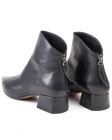 Marco 1288B boots low-heeled leather